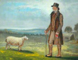 'Old Natty', Mr Nathaniel Dawson