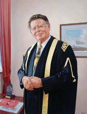 Professor D. J. Johns, Vice-Chancellor of the University of Bradford (1989–1998)