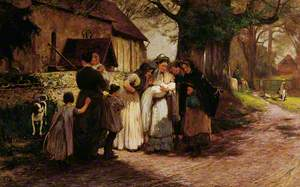 The Village Christening