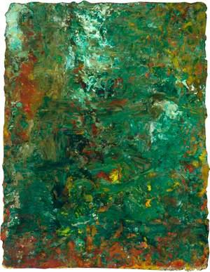 Monet's Carpet in Nature's Floor, Study I