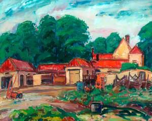 A Lincolnshire Farm