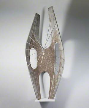 Prototype for 'Winged Figure'