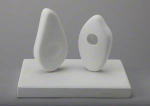 Prototype for 'Two Forms (Orkney)'