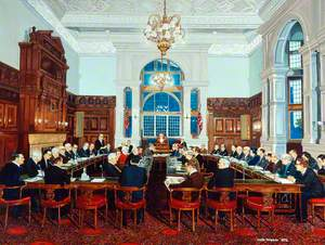 Council in Session