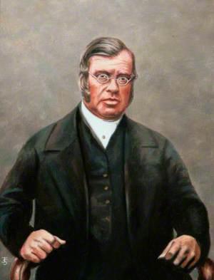 William Harrison, First Mayor of Wakefield