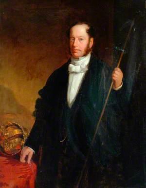 Portrait of an Unknown Mayor of Wakefield (?)