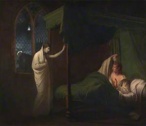 William and Margaret from Percy's 'Reliques of Ancient English Poetry'