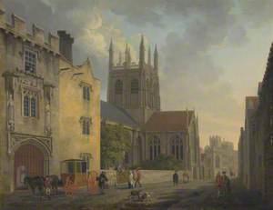 Merton College, Oxford