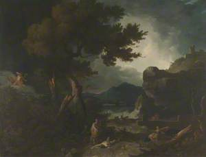 The Destruction of the Children of Niobe
