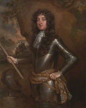 Portrait of an Unknown Man, Probably the 9th Earl of Derby