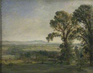 Bardon Hill, Coleorton Hall