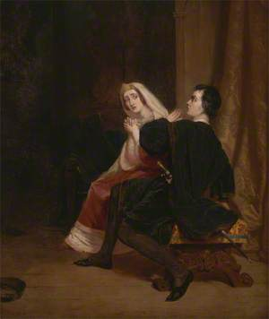 Hamlet and His Mother: The Closet Scene