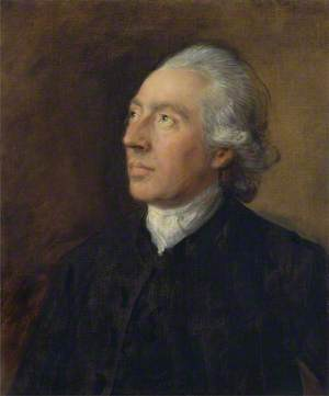 The Reverend Humphry Gainsborough