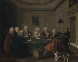 A Club of Gentlemen