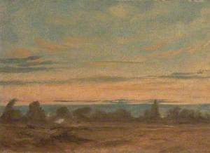 Summer – Evening Landscape