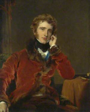 George James Welbore Agar-Ellis, Later 1st Baron Dover