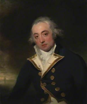 Admiral John Markham