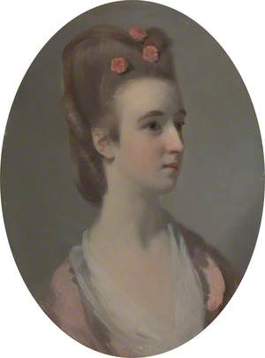 Portrait of a Woman, Possibly Miss Nettlethorpe