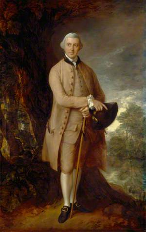 William Johnstone-Pulteney, Later 5th Lord Pulteney