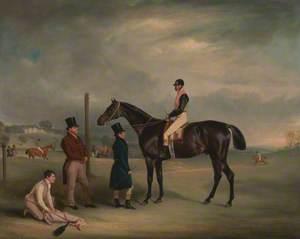 Euxton, with John White Up, at Heaton Park