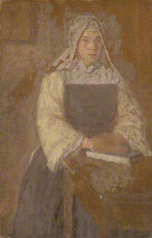 Study of a Nun