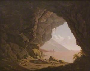 Cavern, near Naples