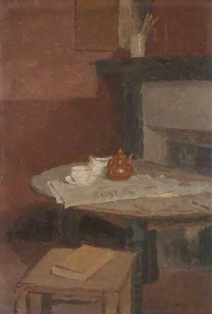 The Brown Tea Pot