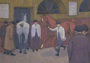 The Horse Mart