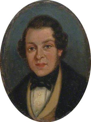 Abram Constable, Brother of the Artist