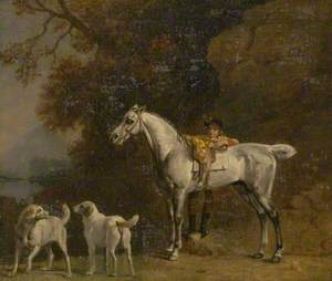 Studies for or after 'The 3rd Duke of Richmond with the Charleton Hunt'