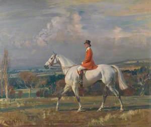 James Cox Brady, Junior on Galty Boy