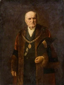 Daniel Henry Redhead (b.1837), JP, Mayor of Peterborough (1895 & 1905)