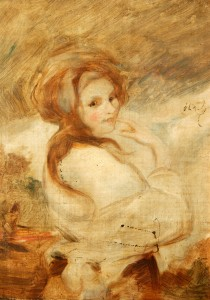 Emma Hart (c.1765–1815), later Lady Hamilton, as a Bacchante (after Joshua Reynolds)