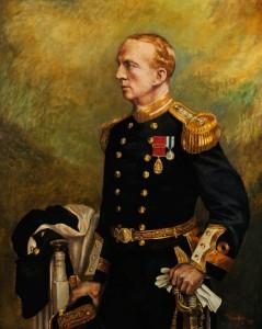 Rear-Admiral Sydney Stewart Hall (1872–1955)