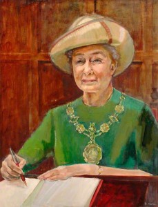 Ida Cartwright Slarke (1897–1990), Mayor of Scarborough (1972–1973)