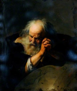 Heraclitus, Ancient Greek Scientist