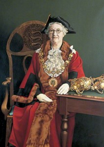 Florence Emily Graham, Mayor