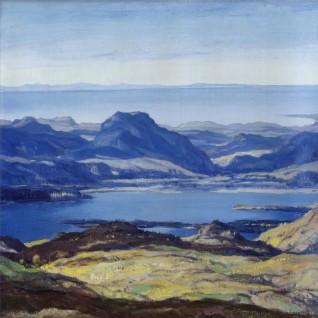 Loch Maree, Highlands