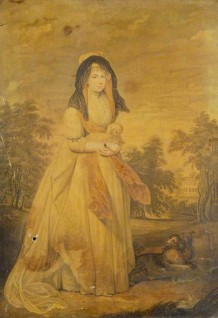 print laid on canvas after William Beechey (1753–1839)
