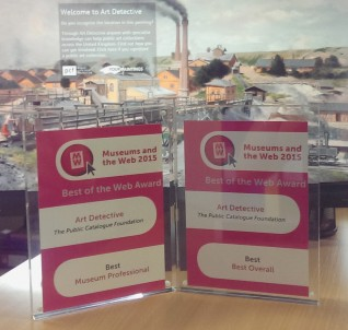 Museums and the Web awards
