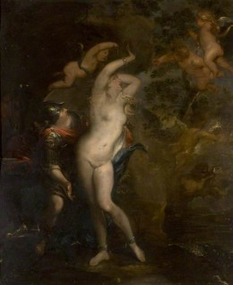 oil on copper, attributed to Henry Howard (1769–1847)