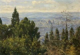 oil on canvas by Arthur de Tivoli (1891–1961)