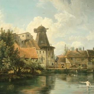 A Norfolk Millpool