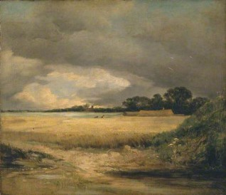 1853, oil on canvas by Thomas Francis Wainewright (c.1815–1887)
