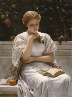 1878, oil on canvas by Charles Edward Perugini (1839–1918)