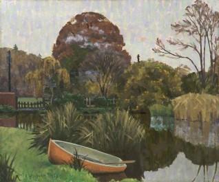 1938, oil on canvas by Richard Wyndham (1896–1948)