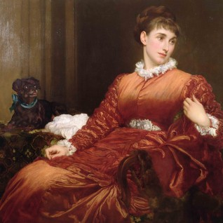Mrs H. Evans Gordon, née May Sartoris