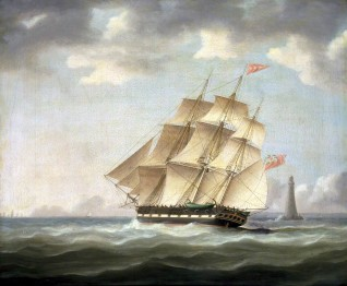 c.1831, oil on canvas by British School