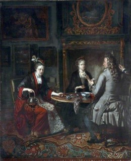 c.1720, oil on canvas by Matthijs Naiveu (1647–1726)