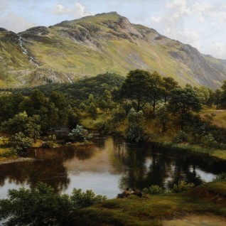 View of Patterdale, Westmorland